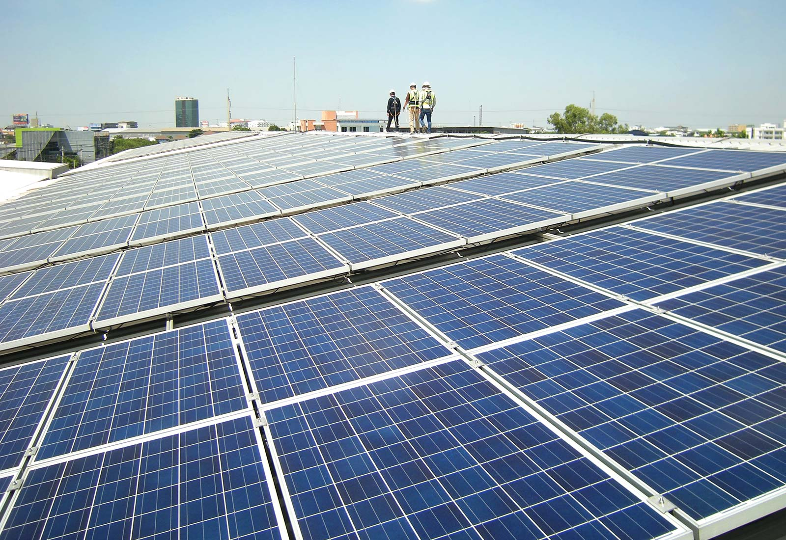 Prico Operations Rooftop Solar Multilateral Investment