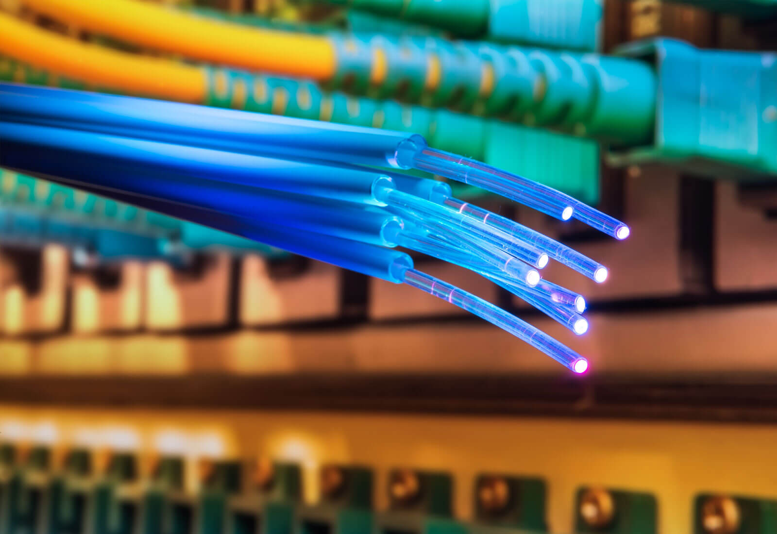 Second Hyalroute Fiber Optic Cable Network Project