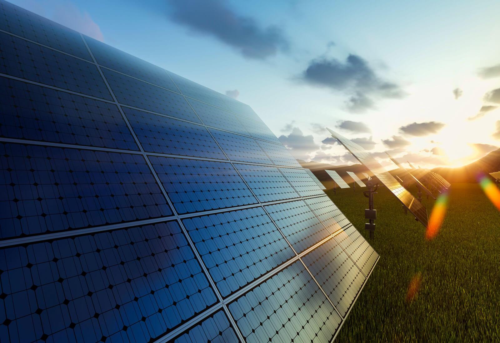 infinity benban park solar energy s a e