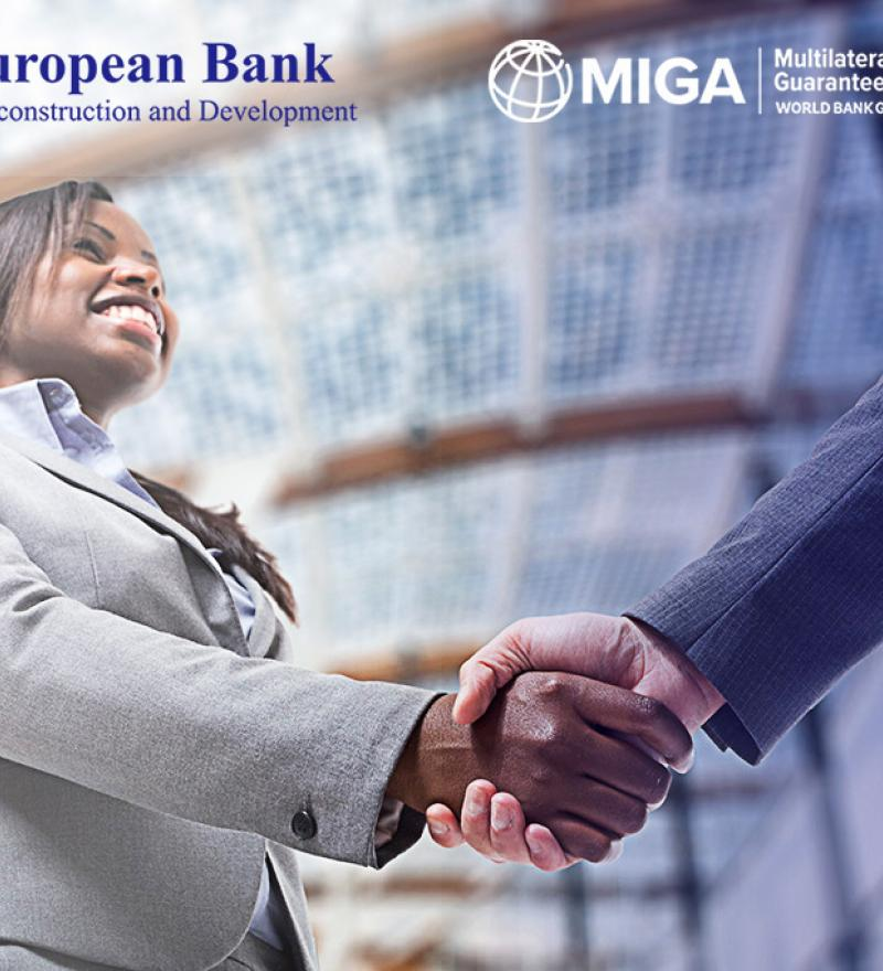 MIGA and EBRD Strengthen Commitment to Cooperation