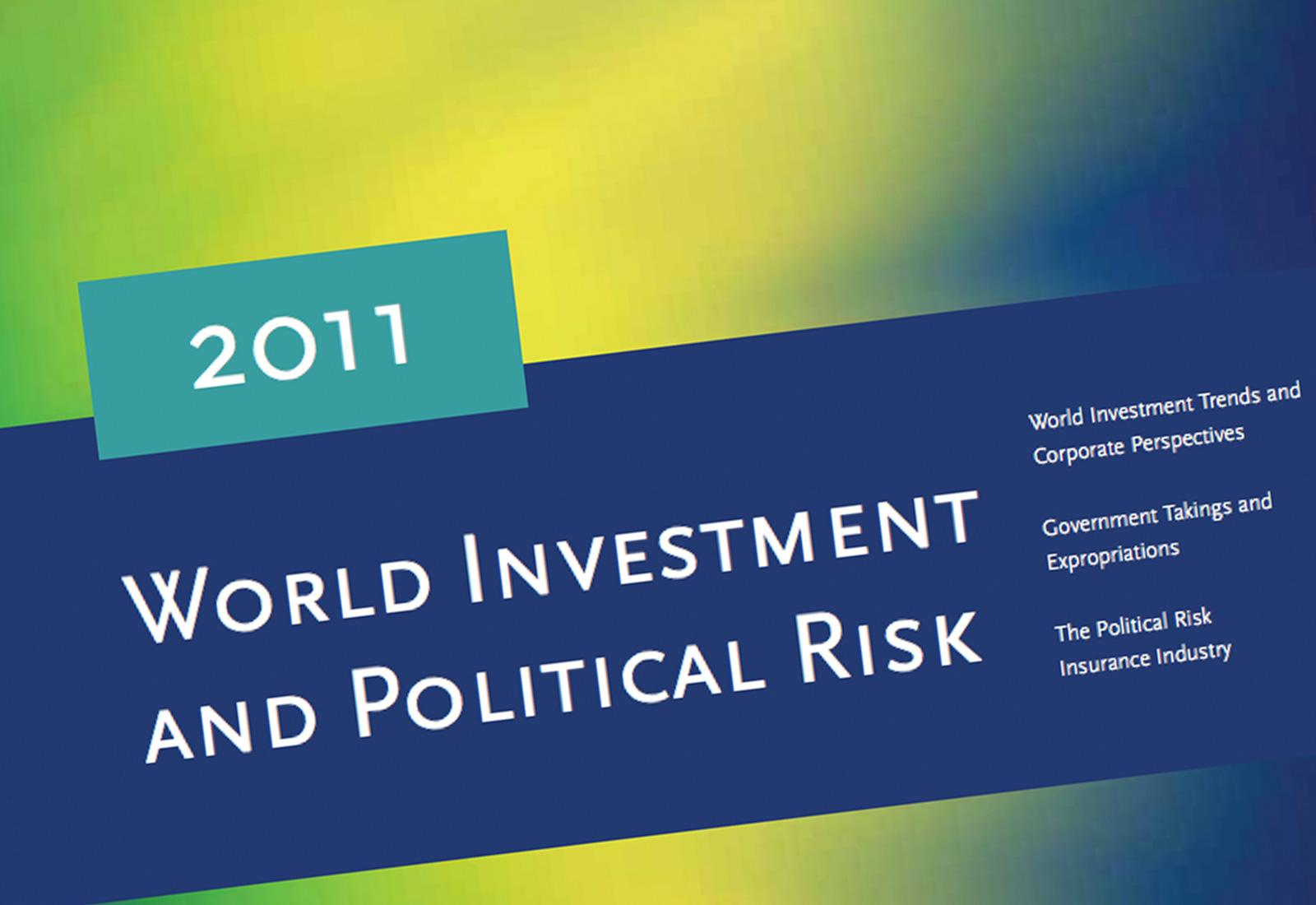 World Investment and Political Risk 2011