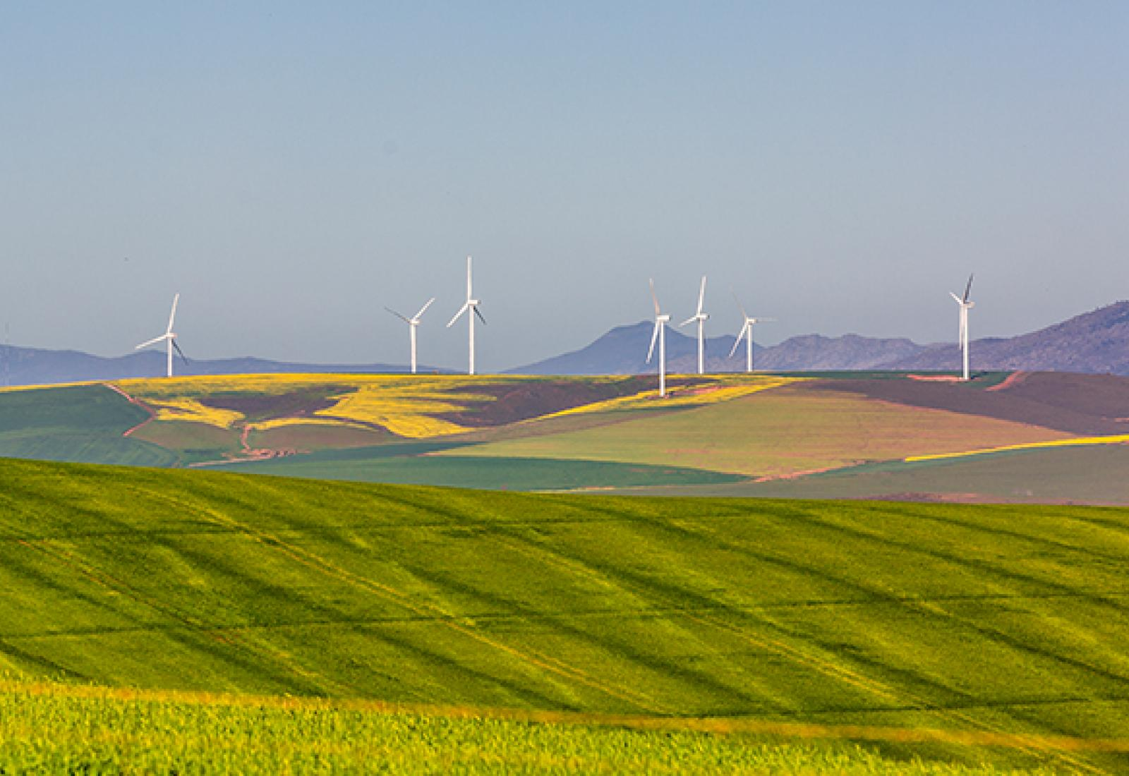 South Africa Wind Power