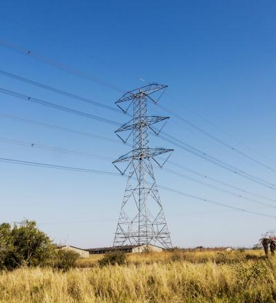 South Africa Power Grid